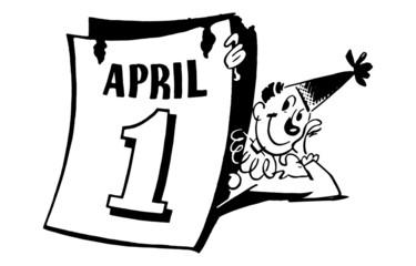 April Fools Clown