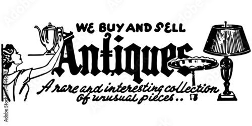 Antiques - 74244669