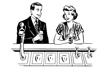 A Date At The Soda Fountain