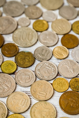 Old European Coins Collection