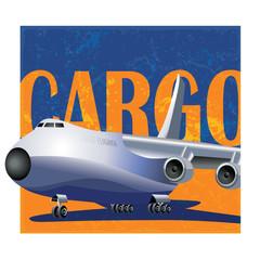 large cargo aircraft