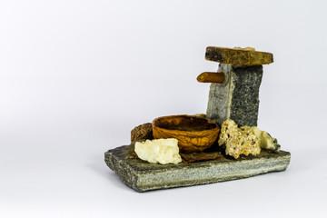 Fontana in miniatura