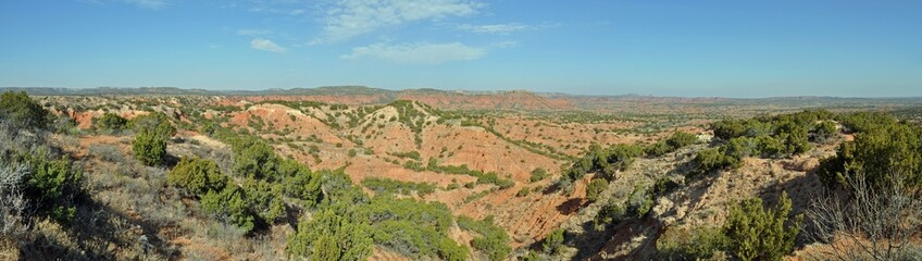 Caprock Canyons State Park in Texas