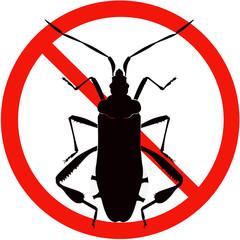 bugs  silhouette