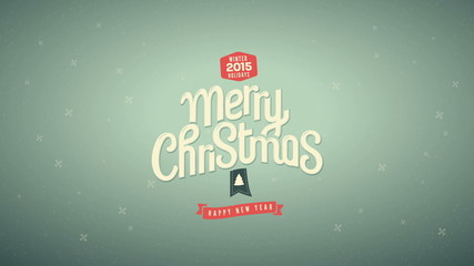 merry cristmas and happy new year 2015