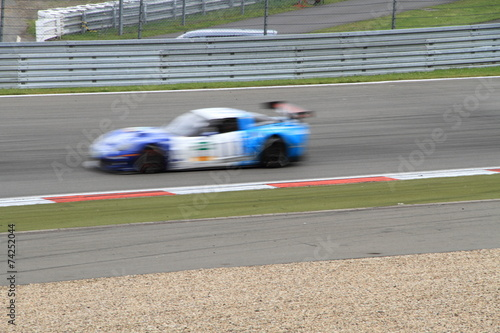 Foto op Plexiglas Motorsport Tourenwagenrennen