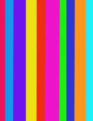 A colorful abstract stripe background