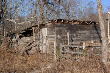 Old shed