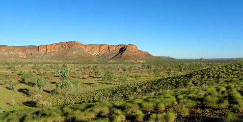 Kimberley Western Australia (Australien) Panorama