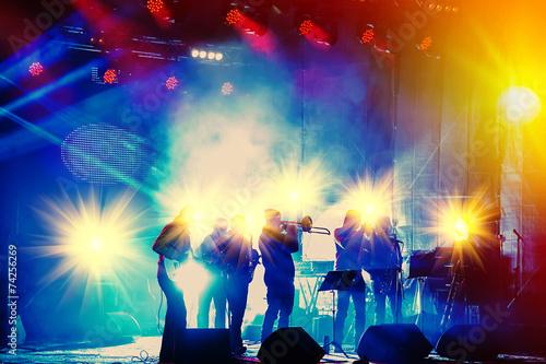 night concert