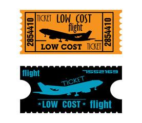 Low cost flight tickets