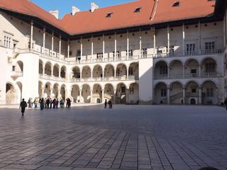 Schloss Wawel in Krakau