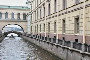 Canale a Sanpitroburgo