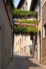 Old Town in Bergamo