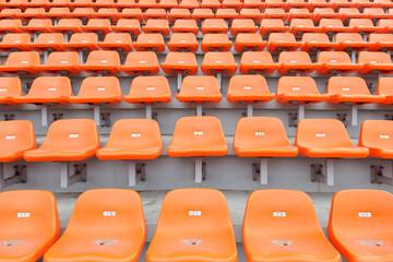 Stadium empty seats