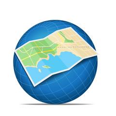Global navigation concept