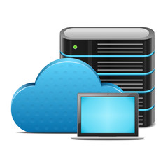Cloud network backup