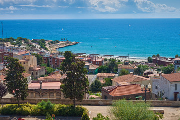 Aerial view of Tarragona