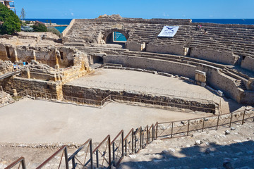Amphitheather in Tarragona