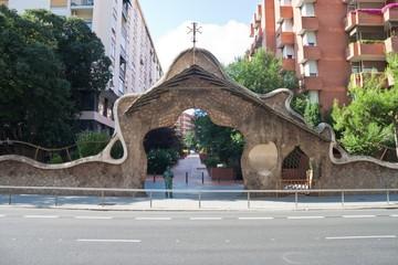 Gate of Casa Miralles