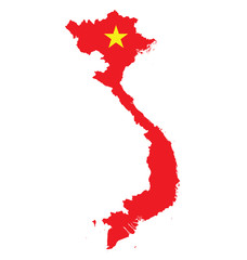 Flag of the Socialist Republic of Vietnam