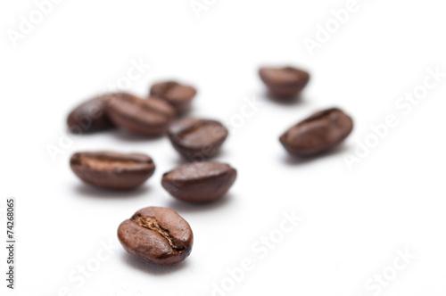 Foto Spatwand Koffiebonen café