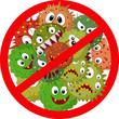 Stop virus - 74270667