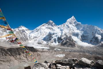Mt. Everest from Kala Pala Patthar, Nepal