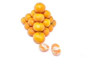 мандарины.