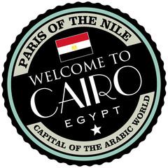 cairo label