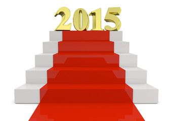 2015 ON RED CARPET - 3D