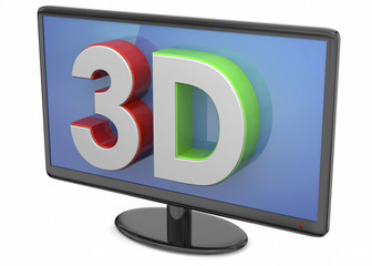 Television 3D