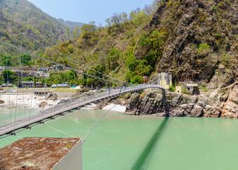Bridge over Ganga