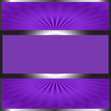 Fototapety Background-Black & Purple with Copy Space