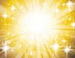 ゴールド輝き - 74280675