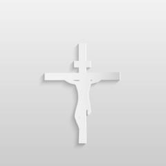 Religious Cross Illustration