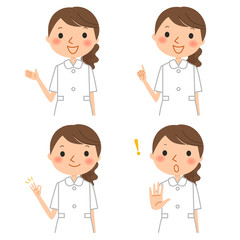 看護師 複数