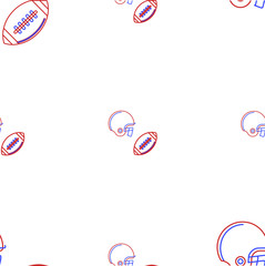 Background for American football