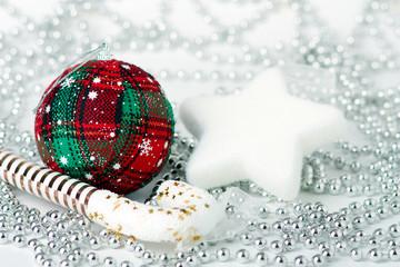 Decori e stelle di Natale