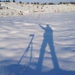 kış ve fotoğrafçı