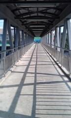 The empty passage