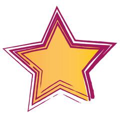 étoile destroy