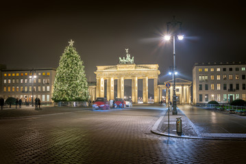 Berlin before Christmas