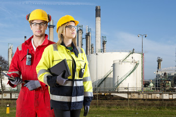 Petrochemical safety specialists