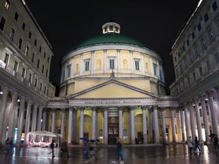Saint Charles Borromeo church, Milan, Italy