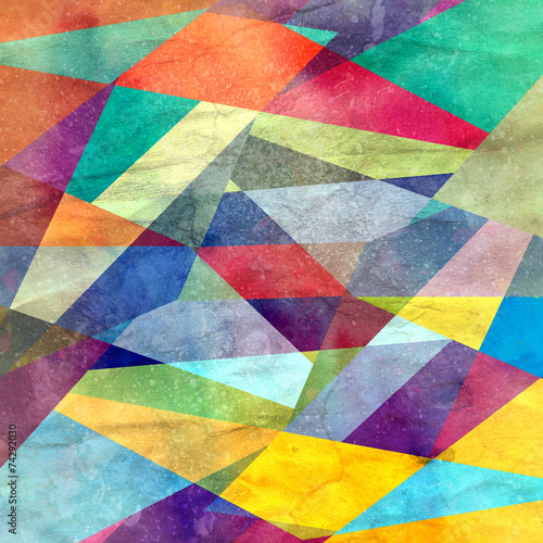Plakat abstract background