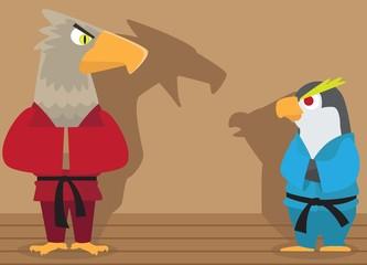 Animal Martial art Master