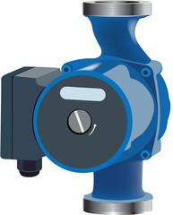 pompa centrifuga riciclo acqua