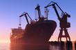 The cargo ship - 74293458