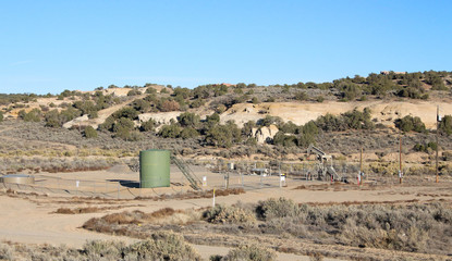 Natural Gas Fracking in New Mexico